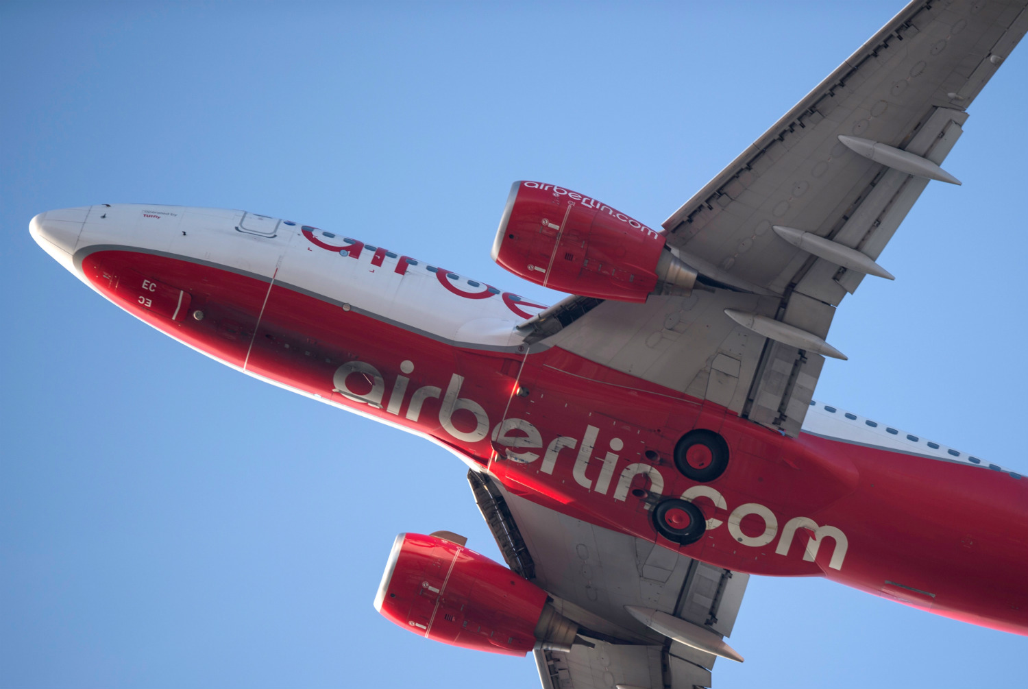 air berlin pwa